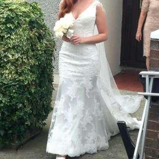 """Maggie Sottero """"Cynthia"""" Wedding Gown"""