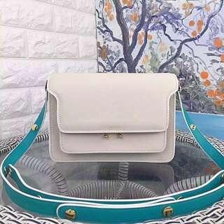 意大利一线时装品牌Marni trunk bag