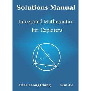 Solutions Manual: IP Mathematics