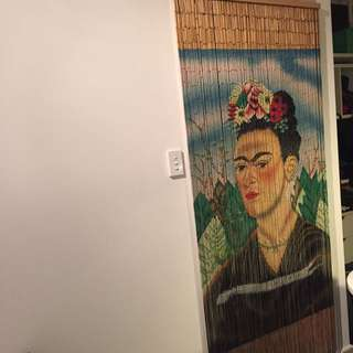Frida Kahlo Curtain