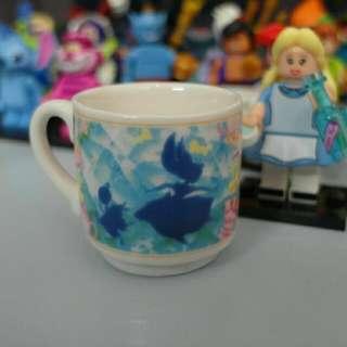 日本 愛麗絲 盒抽 小杯子