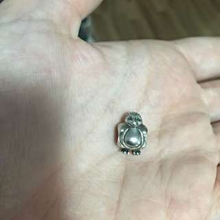 Pandora Penguin Charm (retired)