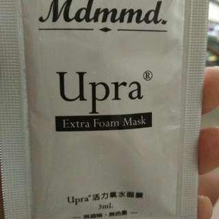 Mdmmd Upra活力氧水面膜