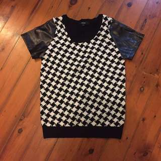 Piper checkered Blouse