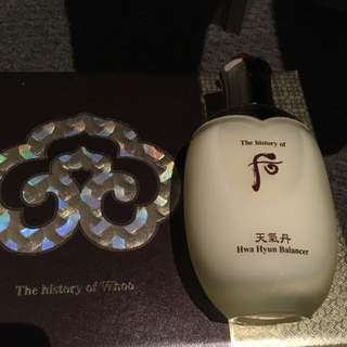 Genuine The History Of Whoo
