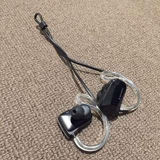 Fortis Water Resistant Bluetooth Earphones