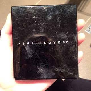 Sheercover palette
