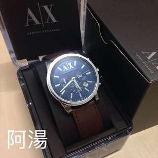 A X Armani Exchange 2501 手錶