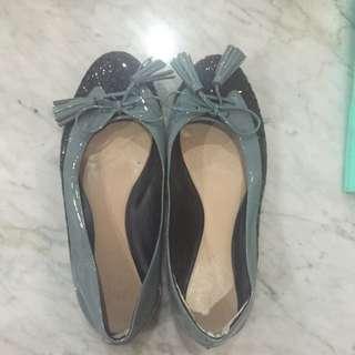 Bally Flats Shoes
