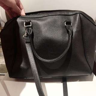 🙉H&M Black Tote Bag