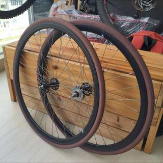 Fixie Wheelset 700c