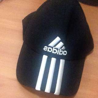 Almost New Adidas Hat