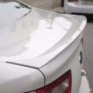 KIA Rio 2016 Sedan rear lip spoiler