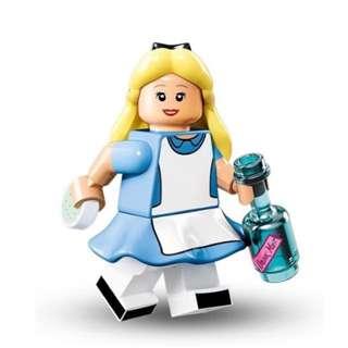 Disney Lego Minifigurines - Alice