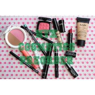 NYX Cosmetics (Lips)
