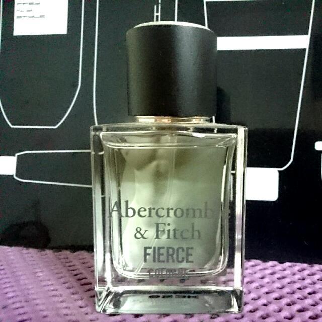 A&F a&f Abercrombie & Fitch Fierce 男性淡香水 30ml