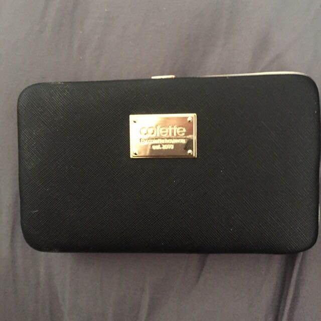 Brand New Colette Clutch/phone Holder