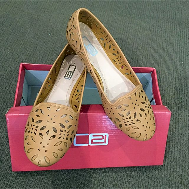C21 (Simona Ricci) Flat Shoes