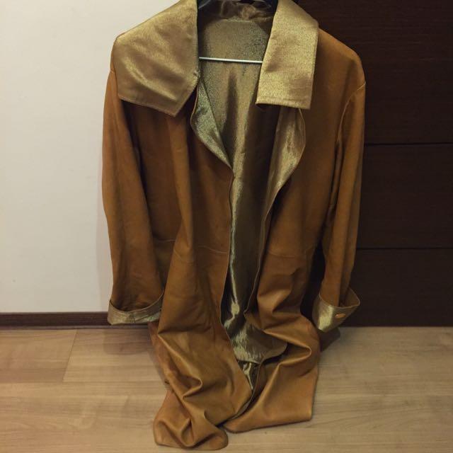 Chanel 皮衣