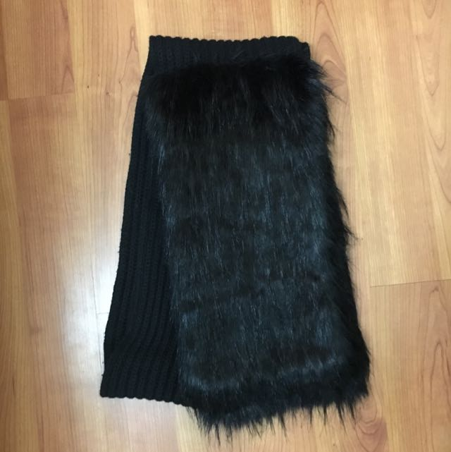 Country Road Fur Scarf