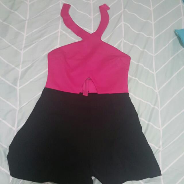 Cute And Sexy Playsuit