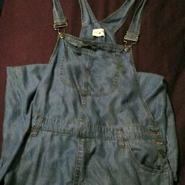 Denim Overalls / Jumpsuit