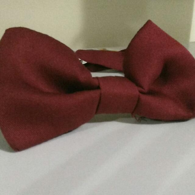 Doctor Who Clip On Bow Tie