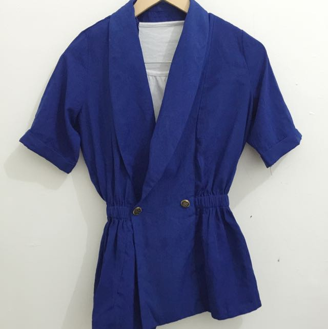 Electric Blue Outer