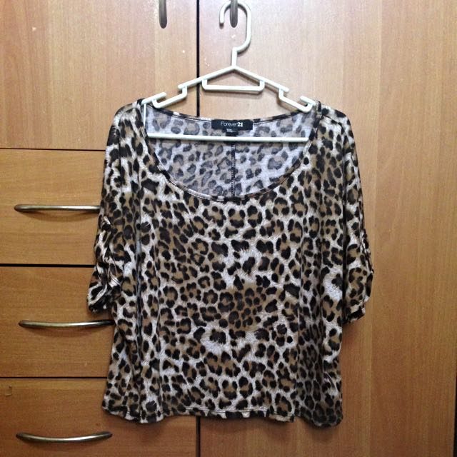 F21 Hanging Blouse