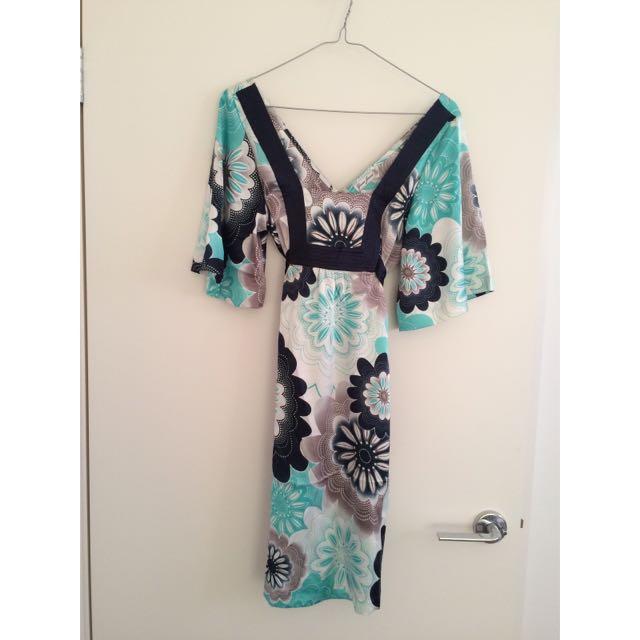 Guess Kimono Dress