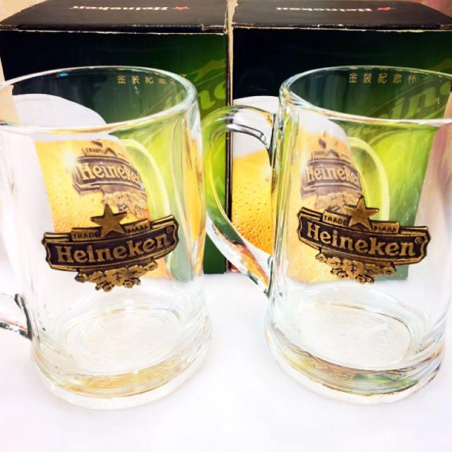 保留中 海尼根就是要Heineken金裝紀念杯 限量款