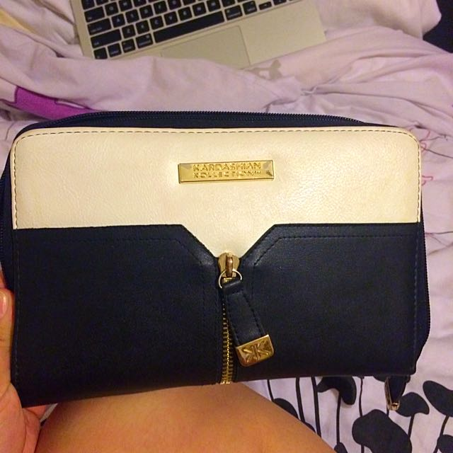 *pending* Kardashian Kollection Oversize Purse