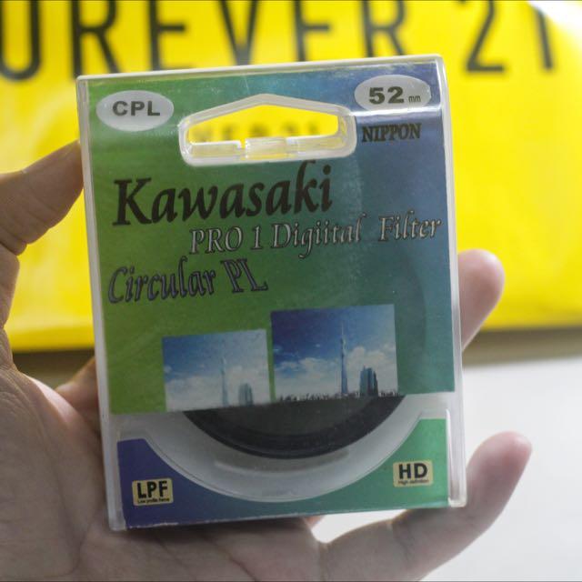 Kawasaki 偏光鏡
