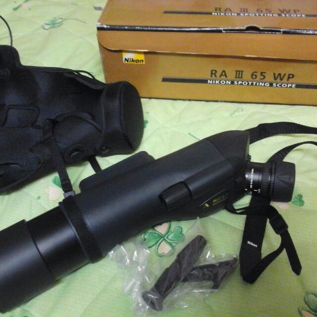 Nikon Spotting Scope RA 3 65 WP