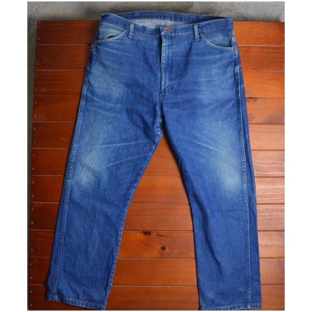 NT$500含運【二手】Wrangler 藍哥直筒牛仔褲 13MWZ 墨西哥製 重磅單寧