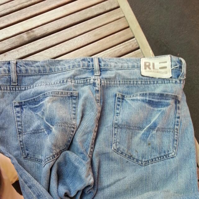 Ralph Lauren Polo Jeans Size 36