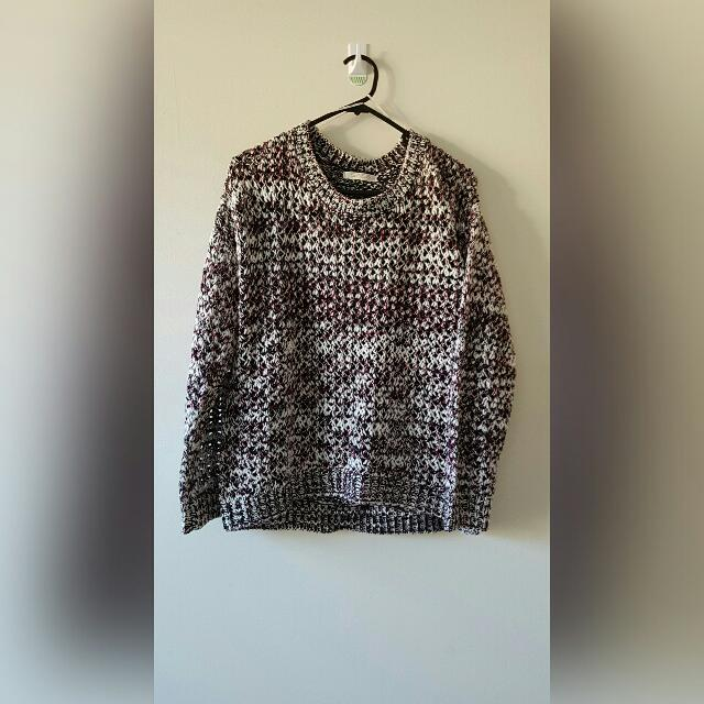Sass Knitted Jumper