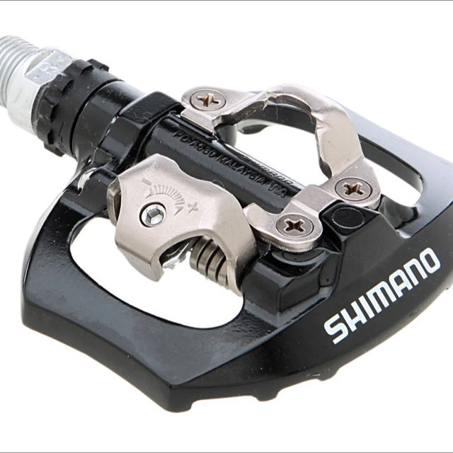 Shimano Pd A530 Spd Dual Platform Bike Pedals For Sell