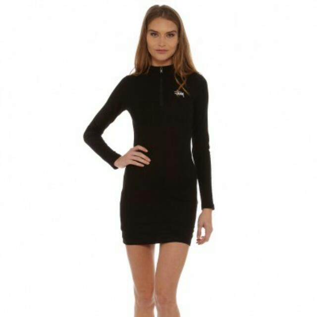 Stussy Wharfie Zip Dress