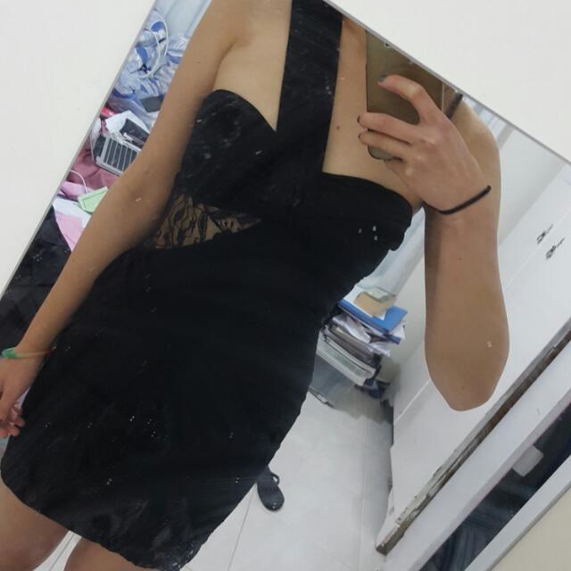T by Bettina Liano black dress - size 10