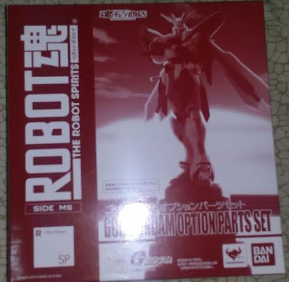Tamashii Exclusive - The Robot Spirits [Side MS] - God Gundam Option Parts Set Bandai