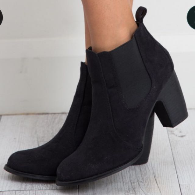 VERALI ANKLE BOOTS
