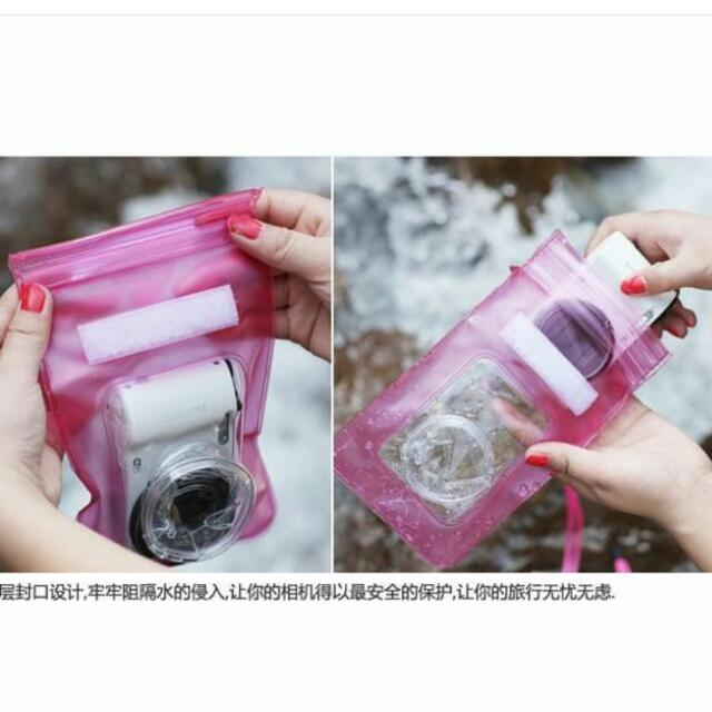 Waterproof Pouch For Digicam