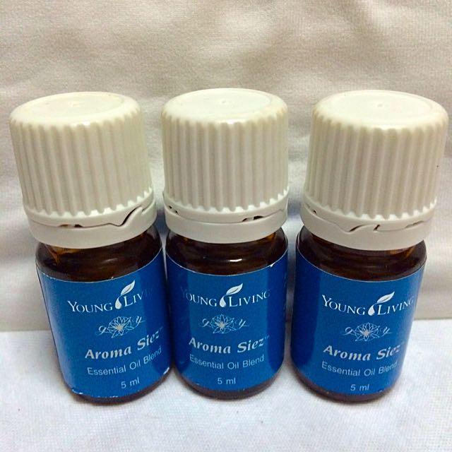 Aroma Siez Essential Oil