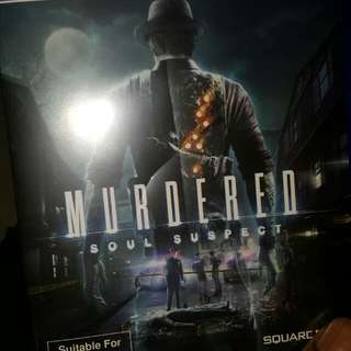 Ps4 Murdered Soul Suspect New