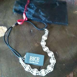 BKE Jeweled Headband New