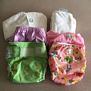 Bamboo Washable Diaper
