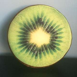 Decorative Kiwi Pillow