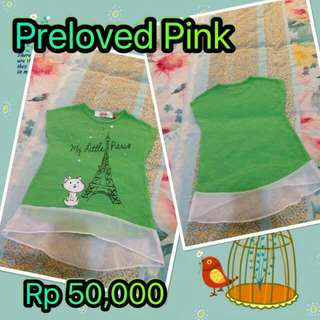 Baju Anak Merk PINK