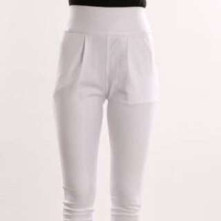 Asilio White Pants